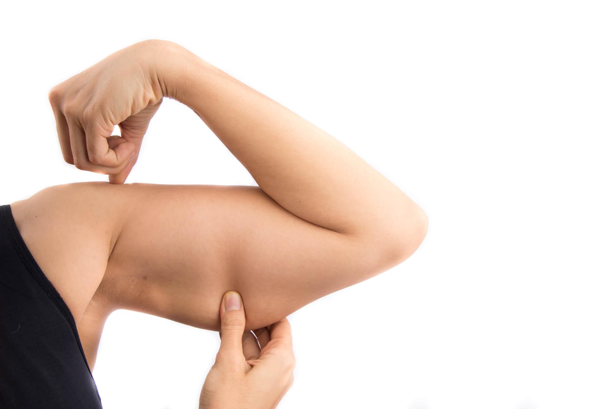Reductores brazos ejercicios de